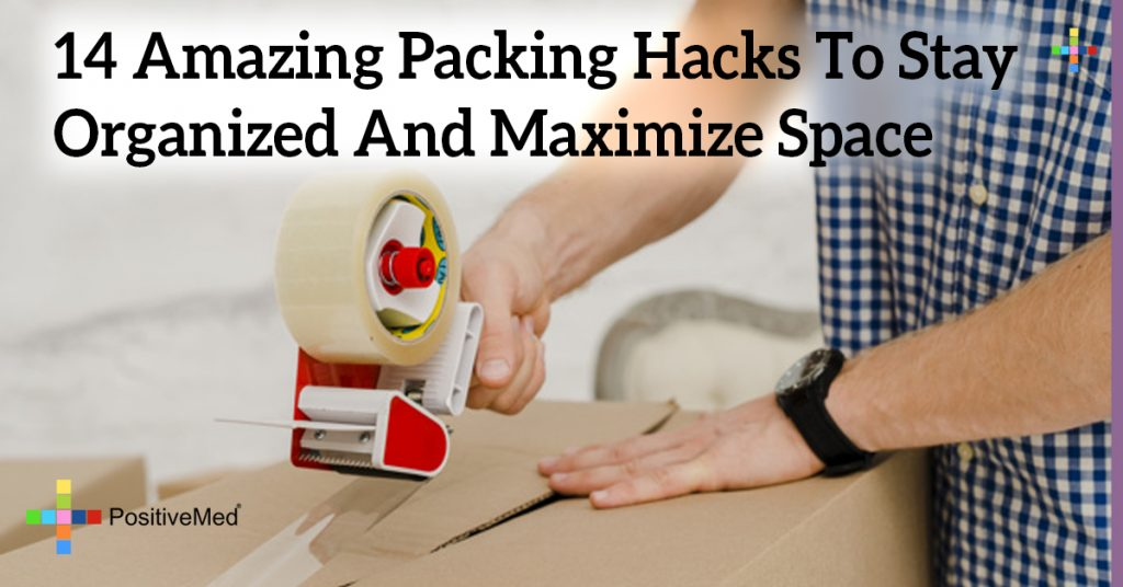 14 Amazing Packing Hacks To Stay Organized And Maximize Space