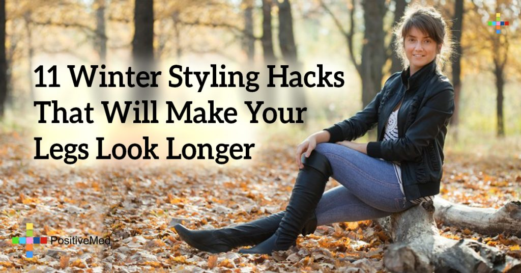 11 Winter Styling Hacks That Will Make Your Legs Look Longer