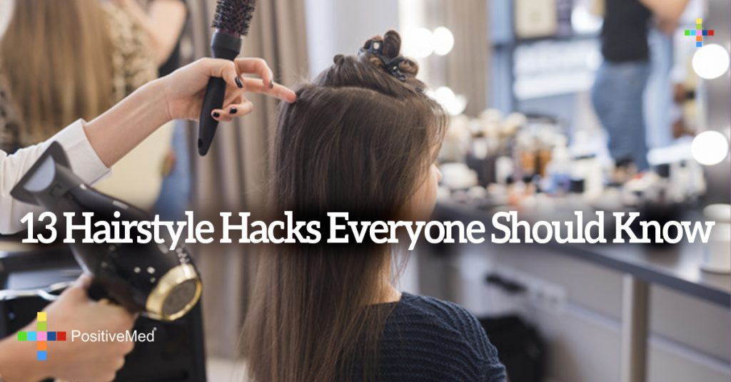 13 Hairstyle Hacks Everyone Should Know