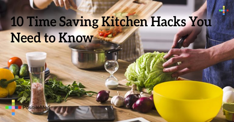 10 Time Saving Kitchen Hacks You Need to Know
