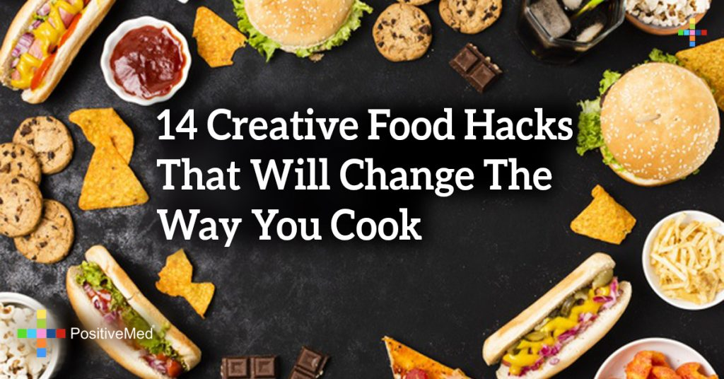 14 Creative Food Hacks That Will Change The Way You Cook