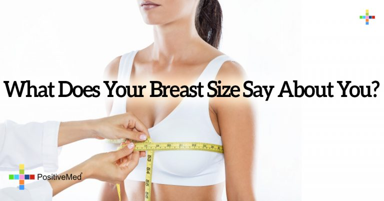 What Does Your Breast Size Say About You?