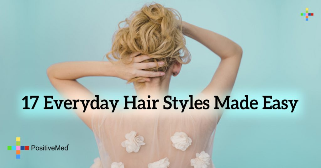 17 Everyday Hair Styles Made Easy