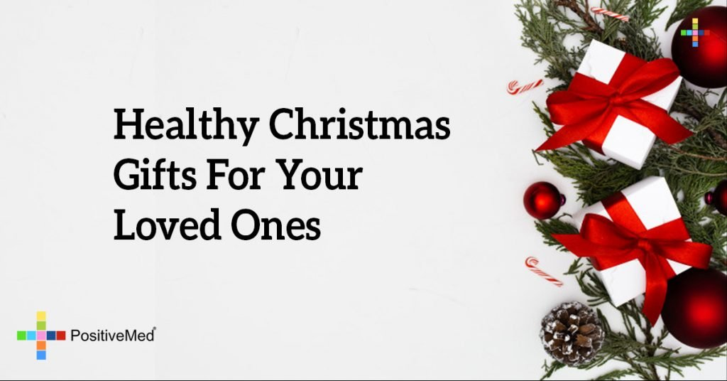 Healthy Christmas Gifts For Your Loved Ones