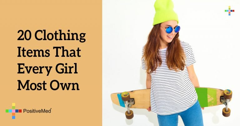 20 Clothing Items That Every Girl Most Own