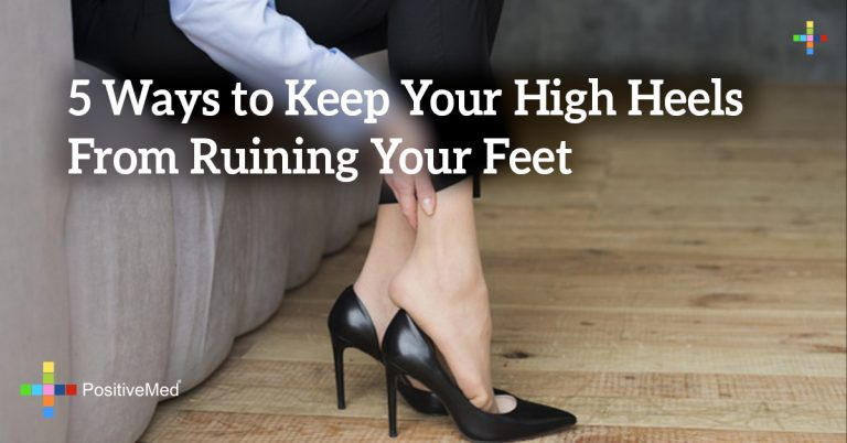 5 Ways to Keep Your High Heels From Ruining Your Feet