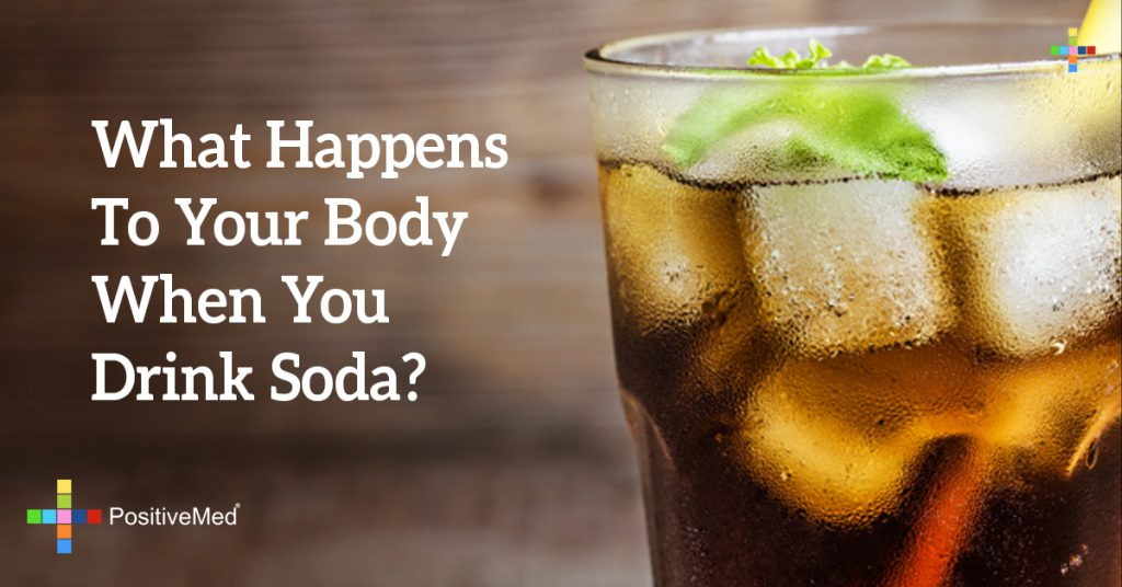 What Happens To Your Body When You Drink Soda?