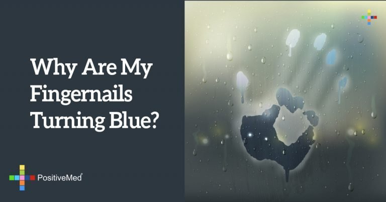 Why Are My Fingernails Turning Blue?