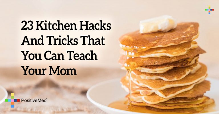23 Kitchen Hacks And Tricks That You Can Teach Your Mom