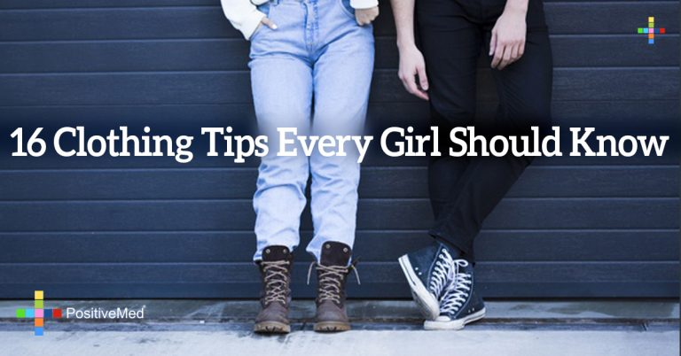 16 Clothing Tips Every Girl Should Know