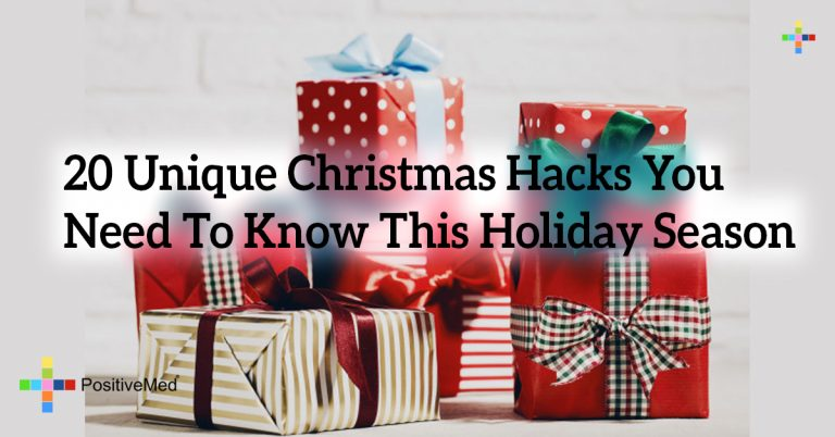 20 Unique Christmas Hacks You Need To Know This Holiday Season