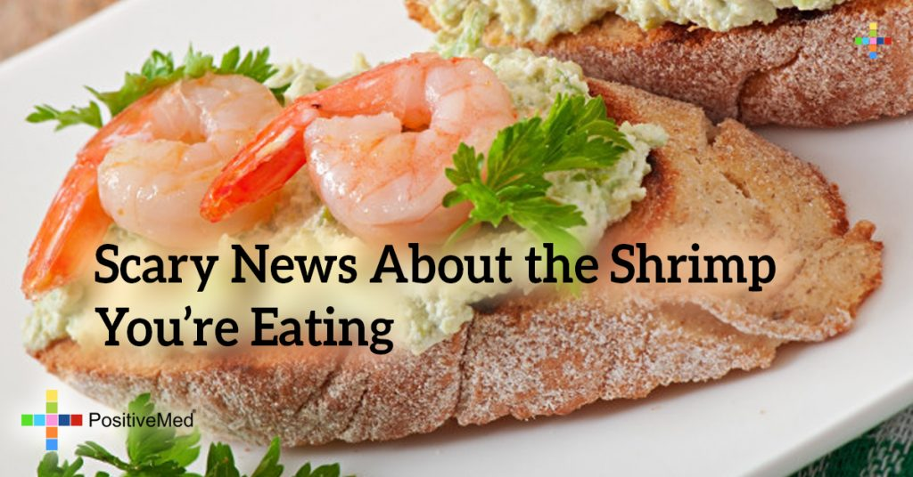 Scary News About the Shrimp You're Eating