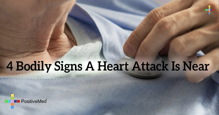 4 Bodily Signs A Heart Attack Is Near