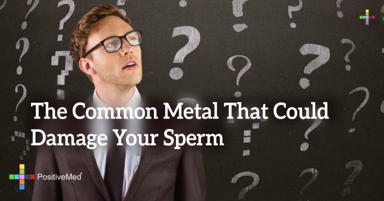 The Common Metal That Could Damage Your Sperm