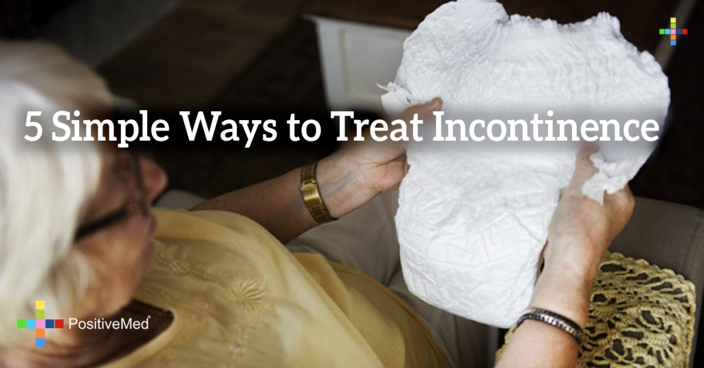 5 Simple Ways to Treat Incontinence