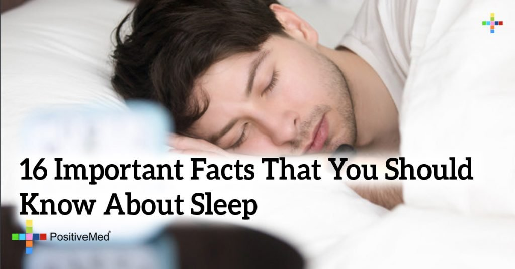 16 Important Facts That You Should Know About Sleep