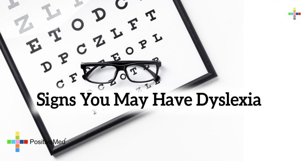 Signs You May Have Dyslexia