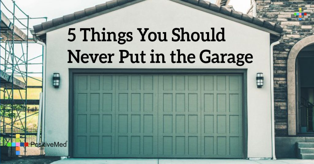 5 Things You Should Never Put in the Garage