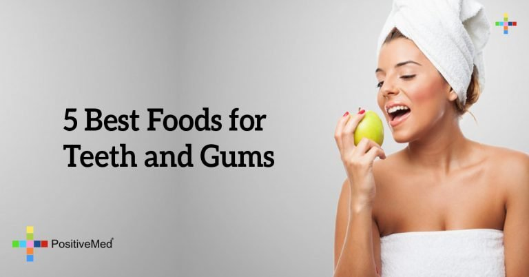 5 Best Foods for Teeth and Gums