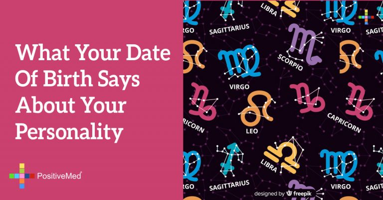 What Your Date Of Birth Says About Your Personality