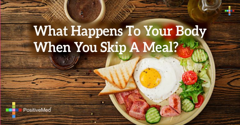 What Happens To Your Body When You Skip A Meal?