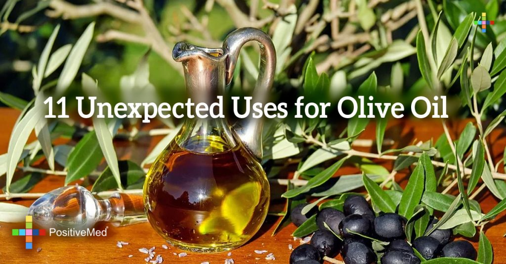 11 Unexpected Uses for Olive Oil
