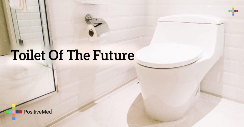 Toilet Of The Future