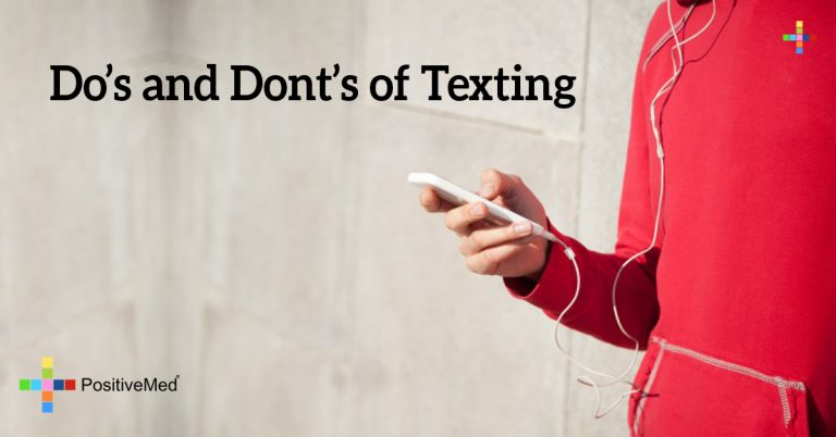 Do's and Dont's of Texting