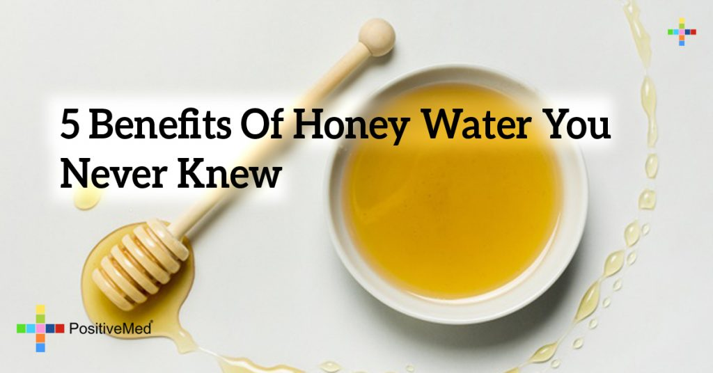 5 Benefits Of Honey Water You Never Knew