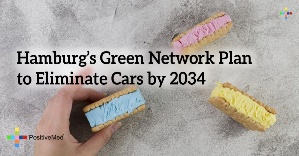 Hamburg's Green Network Plan to Eliminate Cars by 2034