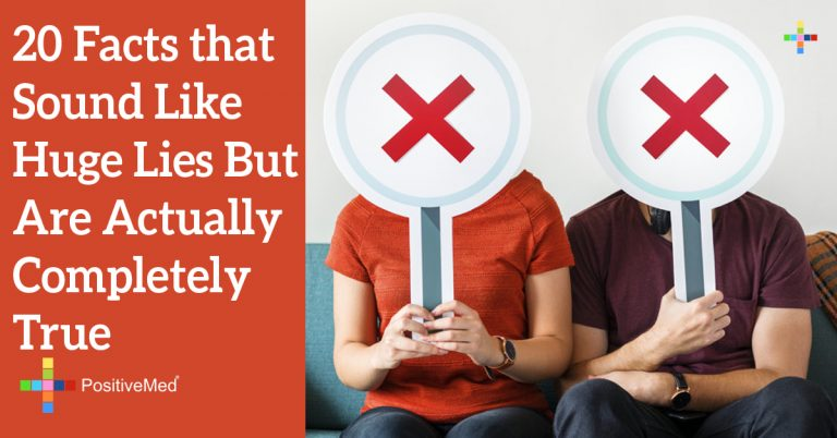 20 Facts that Sound Like Huge Lies But Are Actually Completely True