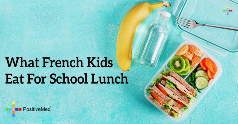 What French Kids Eat For School Lunch