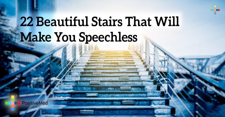 22 Beautiful Stairs That Will Make You Speechless