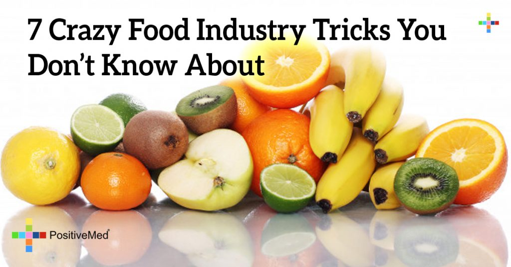 7 Crazy Food Industry Tricks You Don't Know About