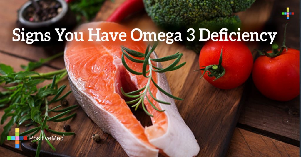 Signs You Have Omega 3 Deficiency