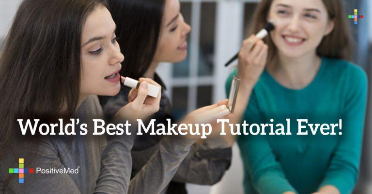 World's Best Makeup Tutorial Ever!