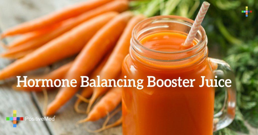 Hormone Balancing Booster Juice