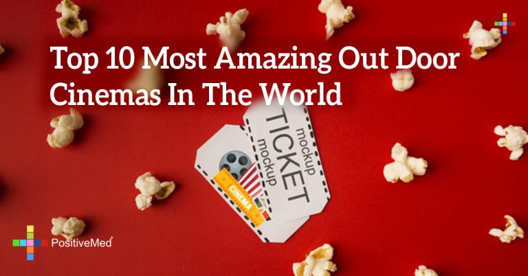 Top 10 Most Amazing Out Door Cinemas In The World