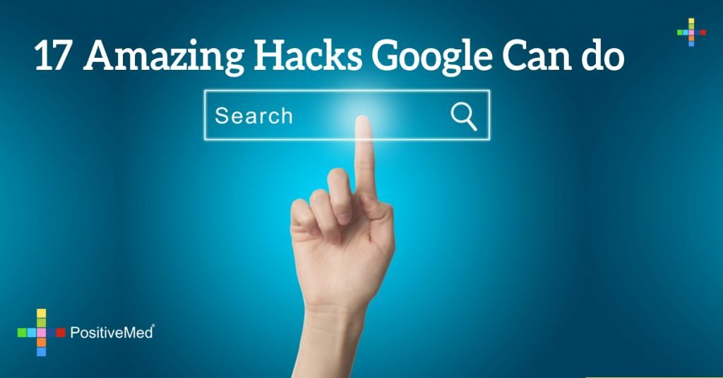 17 Amazing Hacks Google Can do