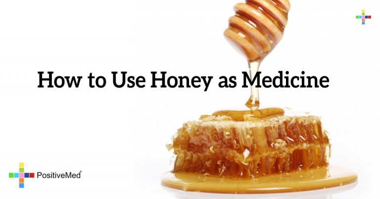 How to Use Honey as Medicine