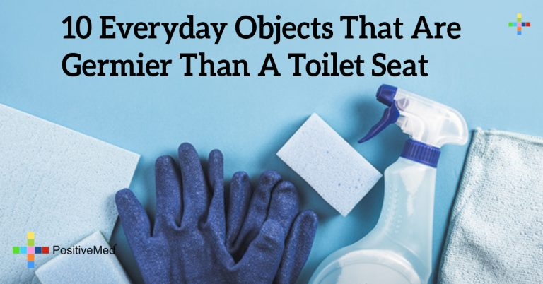 10 Everyday Objects That Are Germier Than A Toilet Seat