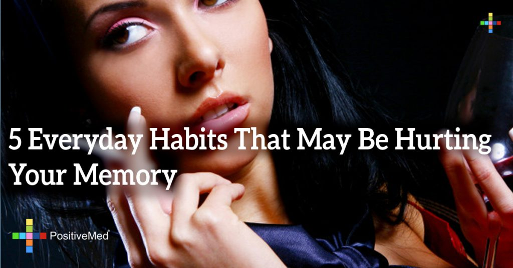 5 Everyday Habits That May Be Hurting Your Memory