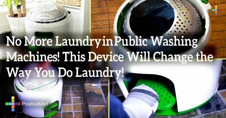 No More LaundryinPublic Washing Machines! This Device Will Change the Way You Do Laundry!