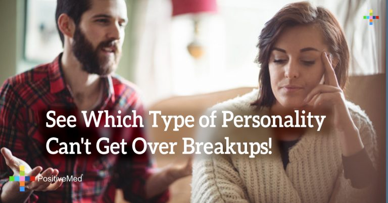 See Which Type of Personality Can't Get Over Breakups!