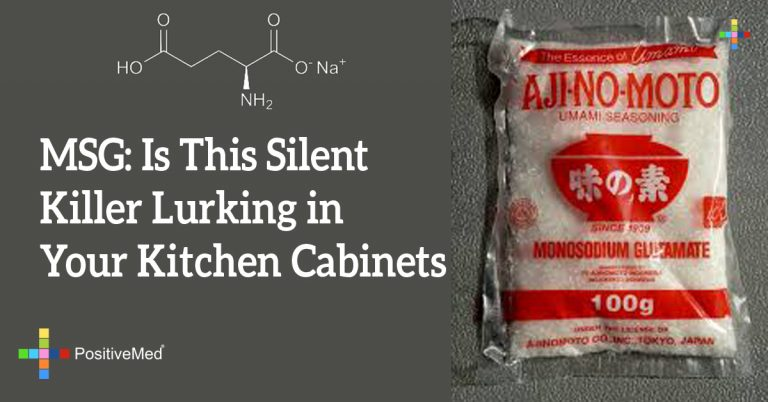 MSG: Is This Silent Killer Lurking in Your Kitchen Cabinets