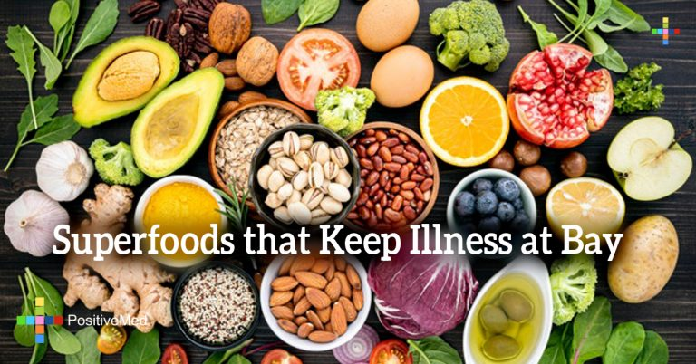 Superfoods that Keep Illness at Bay