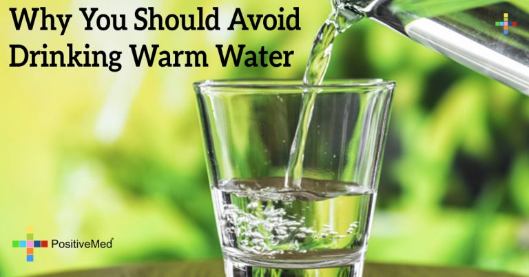 Why You Should Avoid Drinking Warm Water