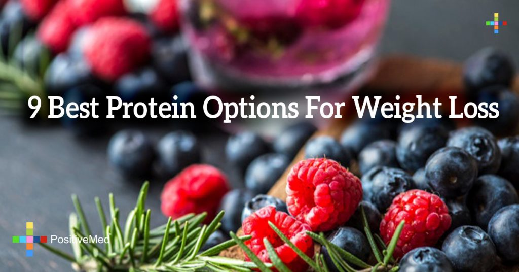 9 Best Protein Options For Weight Loss
