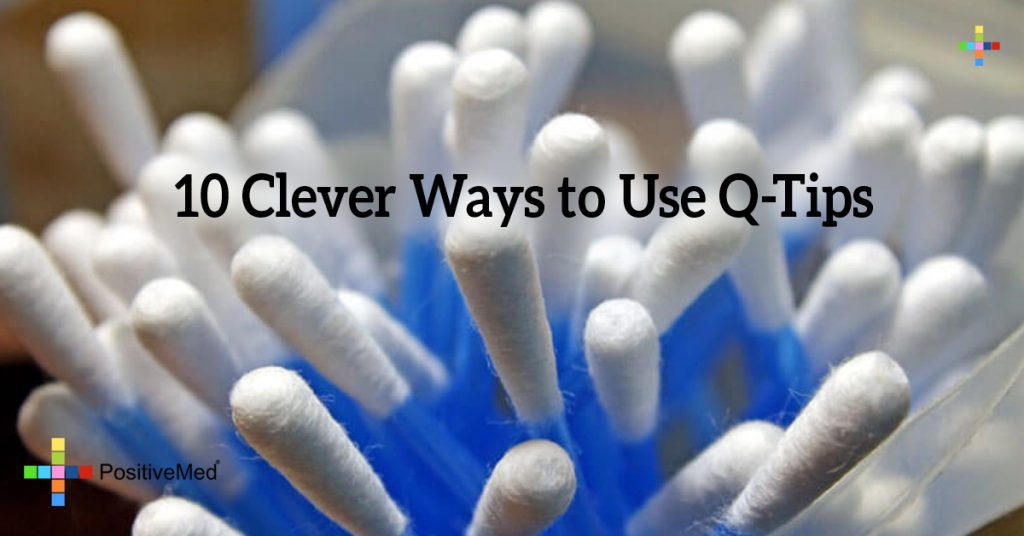 10 Clever Ways to Use Q-Tips