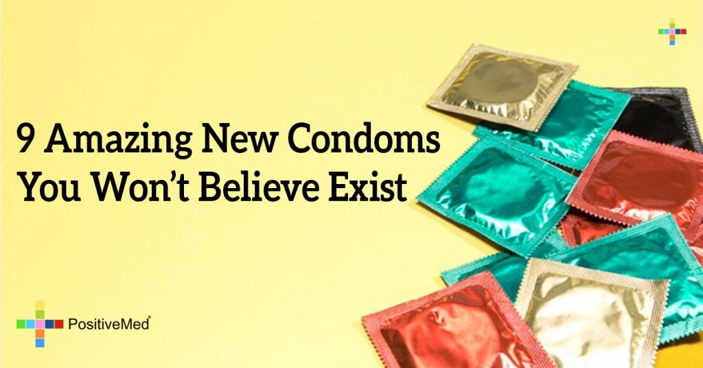 9 Amazing New Condoms You Won't Believe Exist